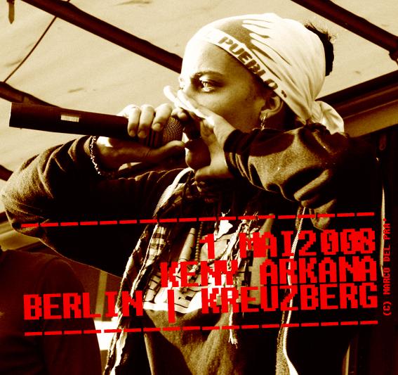 keny arkana barrio antifascista berlin kreuzberg